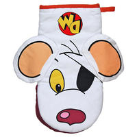 Danger Mouse Face Single Oven Glove