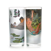 Jungle Book Mowgli & Baloo Set Of 2 Glasses