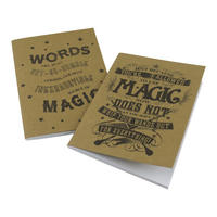 Harry Potter Set of 2 A5 Notebooks