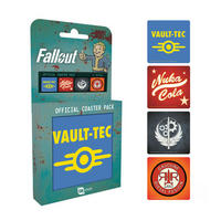 Fallout 4 Set of 4 Coasters