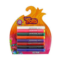 Trolls Magic Colour Change Felt Tips