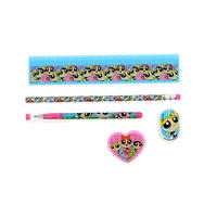 The Powerpuff Girls Stationery Set
