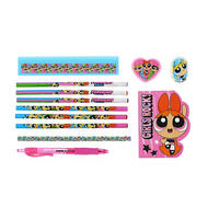 The Powerpuff Girls Super Stationery Set