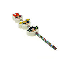 The Powerpuff Girls Stacking Pencil