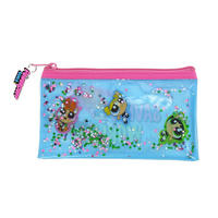 The Powerpuff Girls Liquid Filled Pencil Case