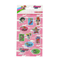 The Powerpuff Girls Sequin Filled Stickers
