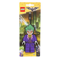 Lego Joker Luggage Tag