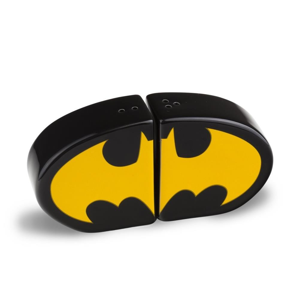 Batman Logo Salt & Pepper Pots