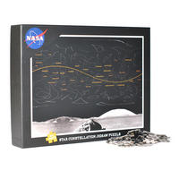 NASA Constellations 500 Piece Jigsaw Puzzle