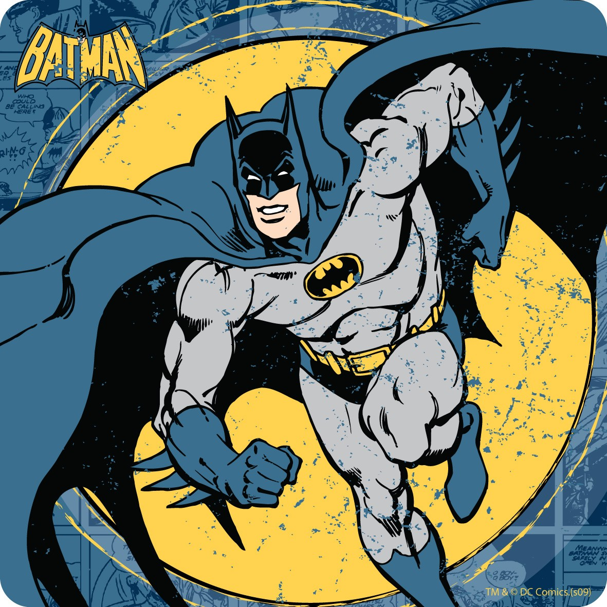 Batman Single Coaster | Batman