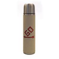 Monopoly Pass Go 500ml Vacuum Flask