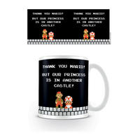 "Super Mario ""Our Princess Is In Another Castle"" Mug"