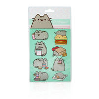 Pusheen Fridge Magnet Set
