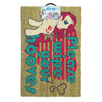 My Little Pony Please Wipe Your Hooves Door Mat