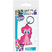 My Little Pony Pinkie Pie PVC Keyring