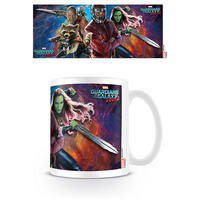 Guardians Of The Galaxy Vol. 2 Action Mug
