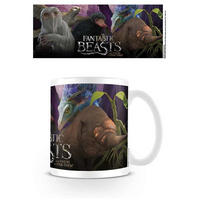 Fantastic Beasts Escaped Beasts Mug