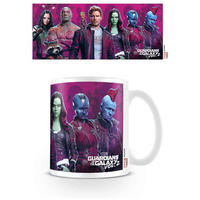 Guardians Of The Galaxy Vol. 2 Characters Mug