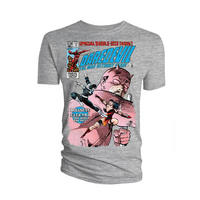 Grey Daredevil Comic Issue 181 T-shirt