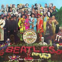The Beatles Sergeant Pepper's Lonely Hearts Club Band Single Coaster