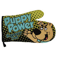 Scrappy Doo Puppy Power Single Oven Glove