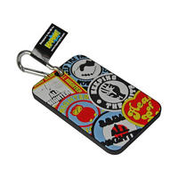 Northern Soul Luggage Tag