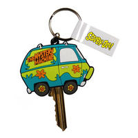 Scooby Doo Mystery Machine Key Cover Keyring