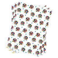 Elmer Folded Gift Wrap