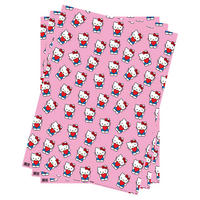 Hello Kitty Folded Gift Wrap
