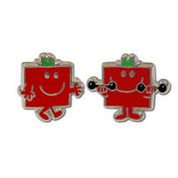 View Item Mr Men Mr Strong Cufflinks