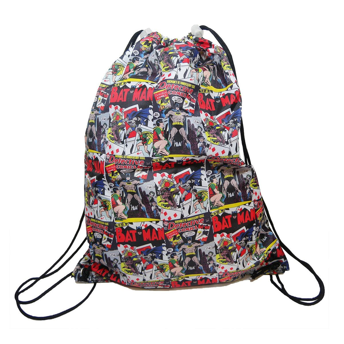 Batman Retro Comic Covers Pump Bag