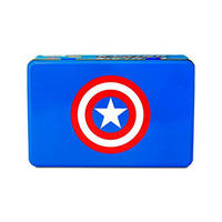 Captain America Shield Hinged Gadget Tin Thumbnail 3