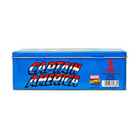 Captain America Shield Hinged Gadget Tin Thumbnail 4
