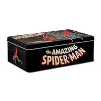The Amazing Spider-Man Hinged Gadget Tin