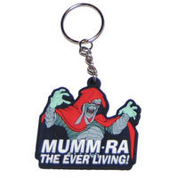 "Thundercats Mumm-Ra ""The Ever Living!"" Rubber Keyring"