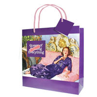 Queen Of F*cking Everything Large Gift Bag