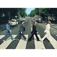 View Item The Beatles Abbey Road Fridge Magnet