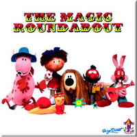 View Item The Magic Roundabout Characters Fridge Magnet