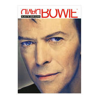 David Bowie Black Tie White Noise Postcard