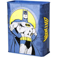 Batman Tin Money Box
