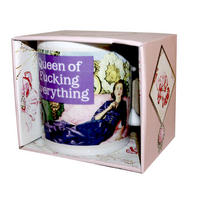"View Item ""Queen Of F*cking Everything"" Mug"