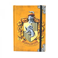 Harry Potter Hufflepuff A6 Notebook