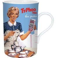 "View Item Typhoo Tea ""Goes Further"" Traditional Mug"