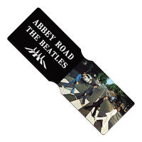 The Beatles Abbey Road ID Travel/Oyster Card Holder Thumbnail 1