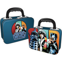 View Item Doctor Who & The Daleks Tin Tote/Lunch Box