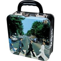 View Item The Beatles Abbey Road Tin Tote/Lunch Box