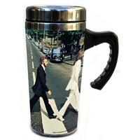 The Beatles Abbey Road Thermal Travel Mug