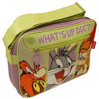 Bugs Bunny, Yosemite Sam, & Elmer Fudd Shoulder Bag