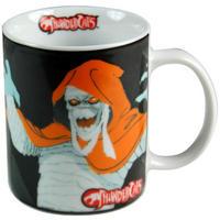 Thundercats Lion-O Vs MummRa Mug