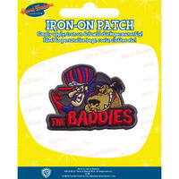 "View Item Dastardly & Muttley ""The Baddies"" Embroidered Iron-On Patch"